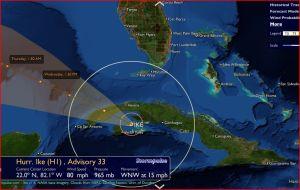 Gráfico para el 09-09-2008