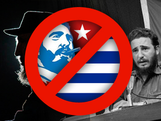 No al modelo Cubano